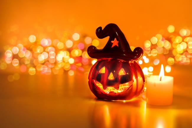 Znalezione obrazy dla zapytania halloween